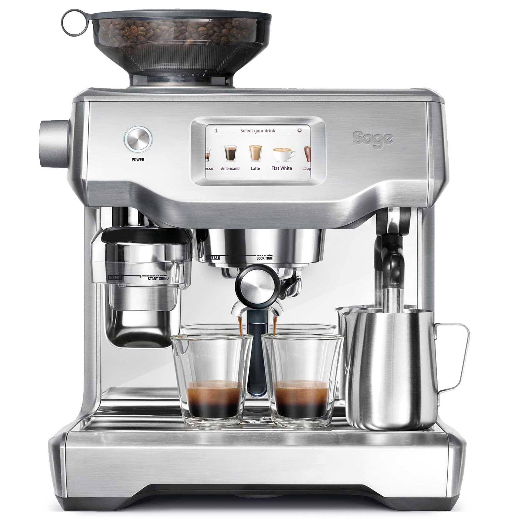 Automatick 233 P 225 Kov 233 Espresso Bes990 Sage
